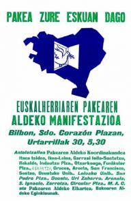 Manifestación 1988