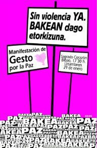 Manifestación 2005