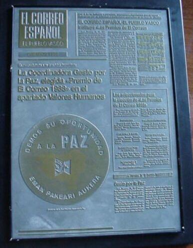 Premio El Correo